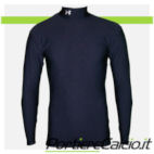 Maglia termica Under Armour Cold Gear manica lunga nera