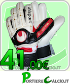 Guanti da portiere Uhlsport Ergonomic Soft Supportframe