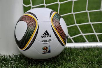 jabulani il pallone dei mondiali di calcio 2010