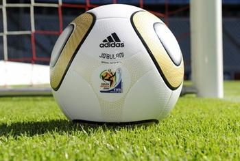 jobulani il pallone della finale dei mondiali di calcio 2010 in sud africa