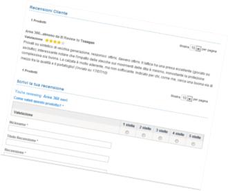 recensioni clienti su Portierecalcio.it