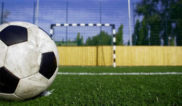 pallone campo calcetto