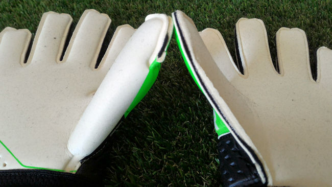 differenza tra pollici negli evopower Grip 1 e Grip 2